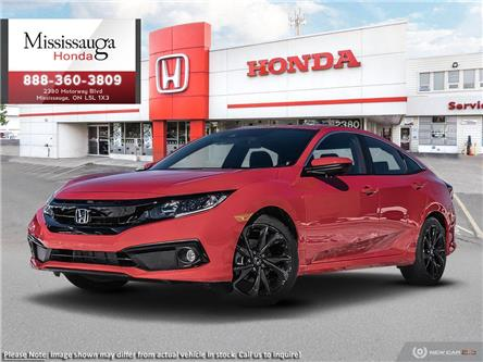 2020 Honda Civic Sport (Stk: 327353) in Mississauga - Image 1 of 21