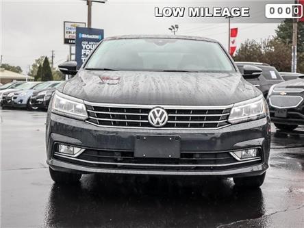 2017 Volkswagen Passat 1.8 TSI Comfortline (Stk: 97139A) in Burlington - Image 2 of 29