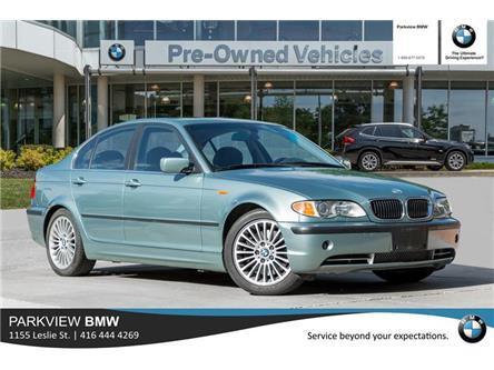 2003 BMW 330i  (Stk: PP8913A) in Toronto - Image 1 of 19
