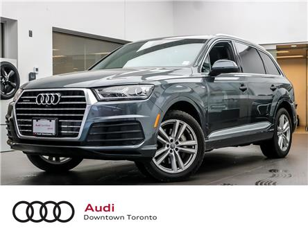 2017 Audi Q7 2.0T Progressiv (Stk: P3336) in Toronto - Image 1 of 27
