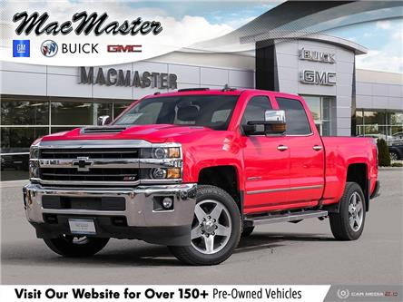 2019 Chevrolet Silverado 2500HD LTZ (Stk: 20014A) in Orangeville - Image 1 of 28
