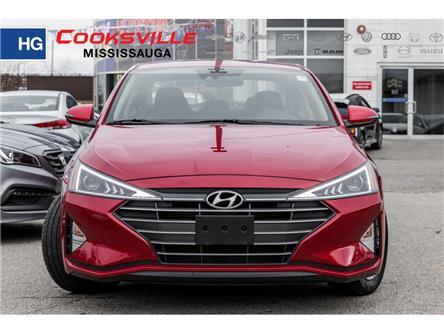 2020 Hyundai Elantra  (Stk: H8007PR) in Mississauga - Image 2 of 19