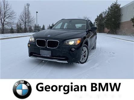 2012 BMW X1 xDrive28i (Stk: B18452-2) in Barrie - Image 1 of 12