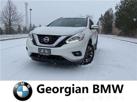 2017 Nissan Murano SV (Stk: B19211-2) in Barrie - Image 1 of 12
