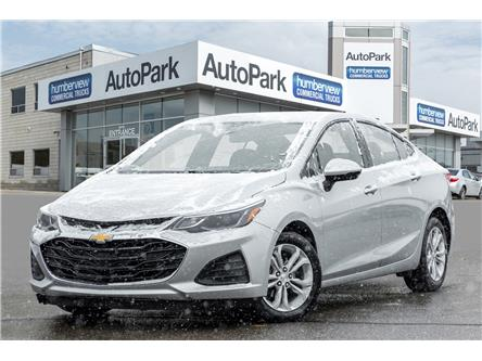 2019 Chevrolet Cruze LT (Stk: ) in Mississauga - Image 1 of 18