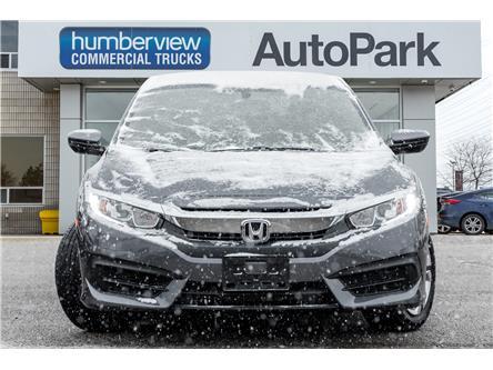 2018 Honda Civic LX (Stk: ) in Mississauga - Image 2 of 18