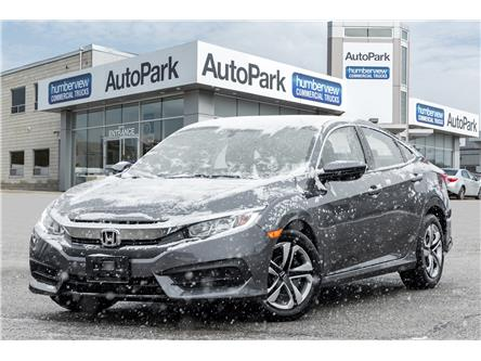 2018 Honda Civic LX (Stk: ) in Mississauga - Image 1 of 18