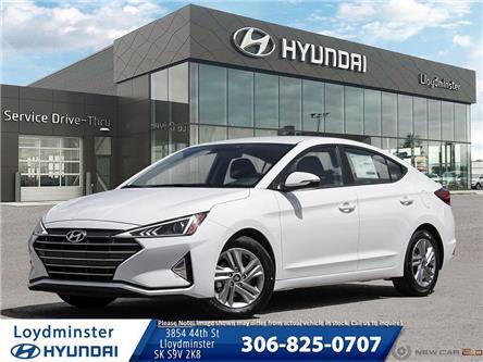 2020 Hyundai Elantra Preferred (Stk: 0EL3061) in Lloydminster - Image 1 of 23