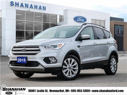 2019 Ford Escape SEL (Stk: P51175) in Newmarket - Image 1 of 28