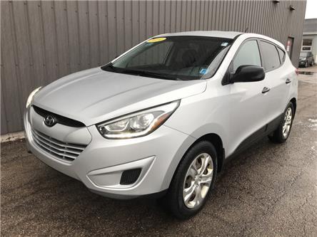 2014 Hyundai Tucson GL (Stk: N587A) in Charlottetown - Image 1 of 22