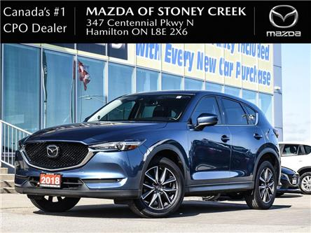 2018 Mazda CX-5 GT (Stk: SN1480A) in Hamilton - Image 1 of 23