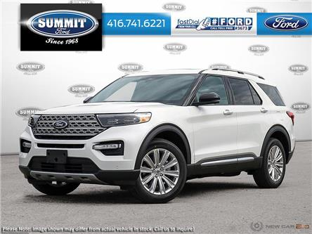 2020 Ford Explorer Limited (Stk: 20T7310) in Toronto - Image 1 of 23