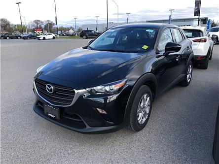 2019 Mazda CX-3 GS (Stk: LM9082) in London - Image 1 of 5