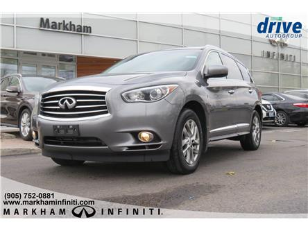 2015 Infiniti QX60 Base (Stk: P3290) in Markham - Image 1 of 23