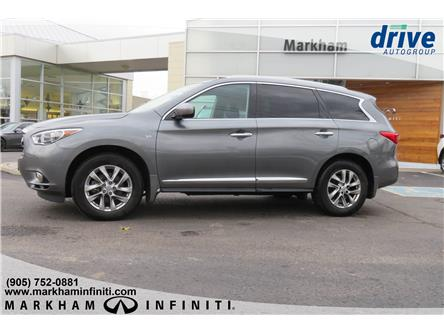 2015 Infiniti QX60 Base (Stk: P3290) in Markham - Image 2 of 23