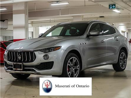 2017 Maserati Levante Base (Stk: U4378) in Vaughan - Image 1 of 30