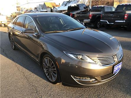 2016 Lincoln MKZ Base (Stk: 19221A) in Cornwall - Image 1 of 28