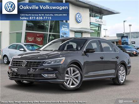 2018 Volkswagen Passat 2.0 TSI Highline (Stk: 20305) in Oakville - Image 1 of 15