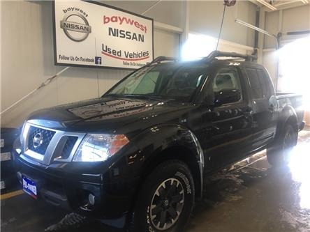 2017 Nissan Frontier PRO-4X (Stk: P0736) in Owen Sound - Image 1 of 15