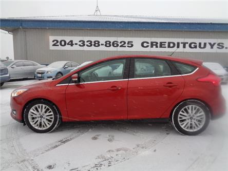 2018 Ford Focus Titanium (Stk: I7951) in Winnipeg - Image 2 of 21