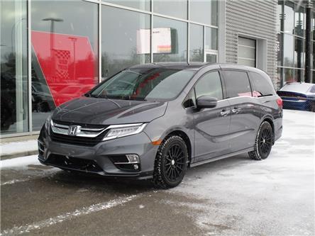 2018 Honda Odyssey Touring (Stk: 1902531) in Regina - Image 1 of 38