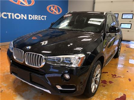 2017 BMW X3 xDrive28i (Stk: 17-W77707) in Lower Sackville - Image 1 of 17