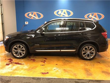 2017 BMW X3 xDrive28i (Stk: 17-W77707) in Lower Sackville - Image 2 of 17