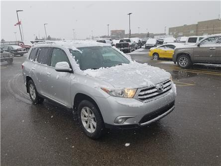 2012 Toyota Highlander V6 (Stk: 212038) in Lethbridge - Image 1 of 8
