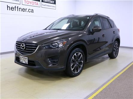 2016 Mazda CX-5 GT (Stk: 196111) in Kitchener - Image 1 of 31