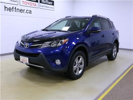 2015 Toyota RAV4 XLE (Stk: 196163) in Kitchener - Image 1 of 31