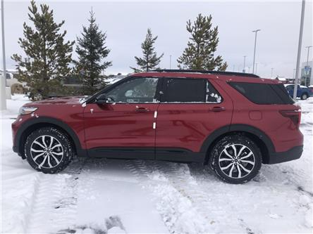 2020 Ford Explorer ST (Stk: LEX016) in Ft. Saskatchewan - Image 2 of 25