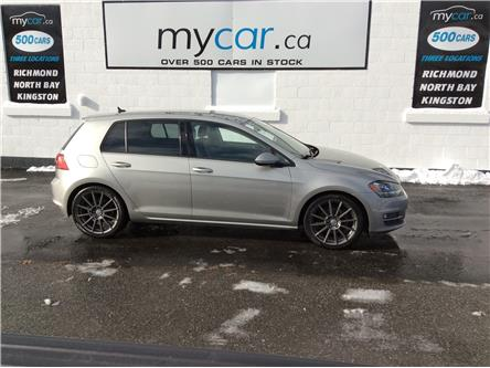 2016 Volkswagen Golf 1.8 TSI Comfortline (Stk: 191666) in Richmond - Image 2 of 19