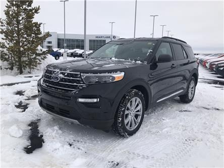 2020 Ford Explorer XLT (Stk: LEX012) in Ft. Saskatchewan - Image 1 of 15