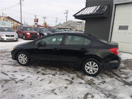 2012 Honda Civic LX (Stk: -) in Winnipeg - Image 2 of 14
