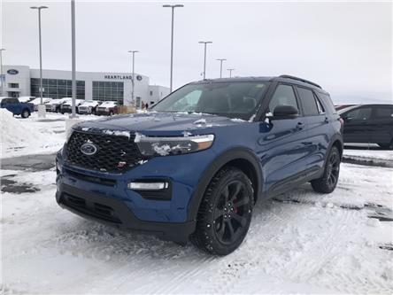 2020 Ford Explorer ST (Stk: LEX011) in Ft. Saskatchewan - Image 1 of 25