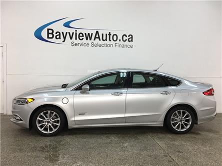 2017 Ford Fusion Energi Titanium (Stk: 35341W) in Belleville - Image 1 of 26