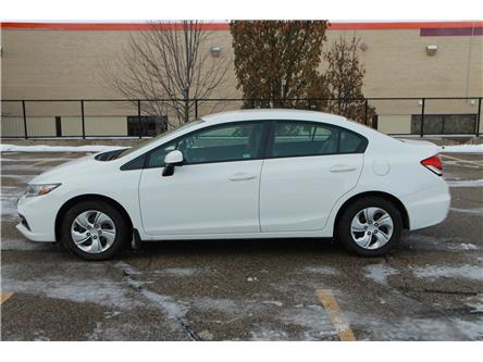 2013 Honda Civic LX (Stk: 1911530) in Waterloo - Image 2 of 24
