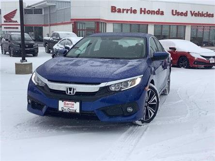 2016 Honda Civic EX-T (Stk: U16777) in Barrie - Image 1 of 26