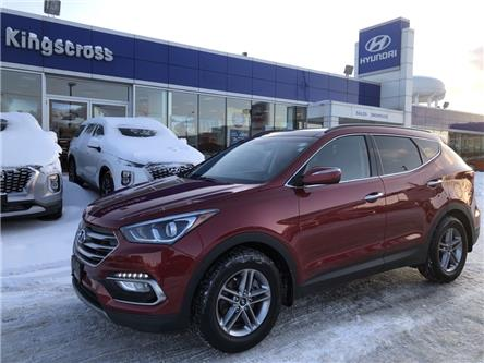 2017 Hyundai Santa Fe Sport 2.4 SE (Stk: 29304A) in Scarborough - Image 1 of 18