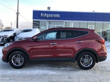 2017 Hyundai Santa Fe Sport 2.4 SE (Stk: 29304A) in Scarborough - Image 2 of 18