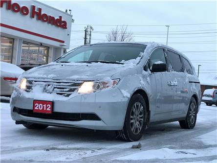 2012 Honda Odyssey EX-L (Stk: H6426A) in Waterloo - Image 1 of 2