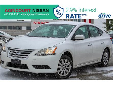 2015 Nissan Sentra 1.8 S (Stk: KL562847A) in Scarborough - Image 1 of 16