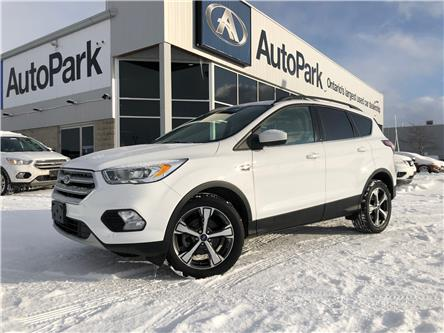 2017 Ford Escape SE (Stk: 17-16895MB) in Barrie - Image 1 of 26