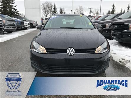 2016 Volkswagen Golf Sportwagon  (Stk: K-1664A) in Calgary - Image 2 of 20