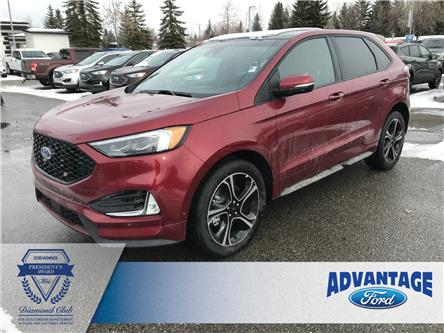 2019 Ford Edge ST (Stk: K-2210) in Calgary - Image 1 of 5