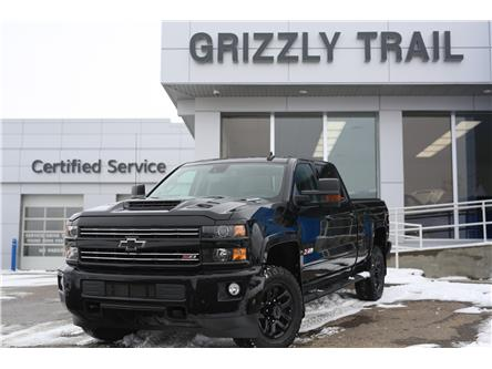 2018 Chevrolet Silverado 2500HD LTZ (Stk: 59209) in Barrhead - Image 1 of 40