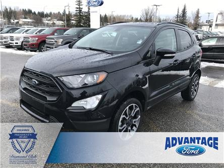 2020 Ford EcoSport SES (Stk: L-088) in Calgary - Image 1 of 5