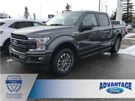2020 Ford F-150 Lariat (Stk: L-151) in Calgary - Image 1 of 5