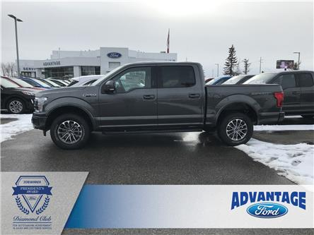 2020 Ford F-150 Lariat (Stk: L-151) in Calgary - Image 2 of 5