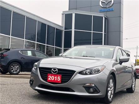 2015 Mazda Mazda3 GS (Stk: 209961) in Gloucester - Image 1 of 10